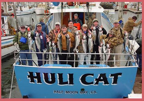 Hulicat Sportfishing